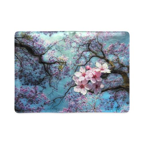 Cherry blossomL Custom NoteBook A5