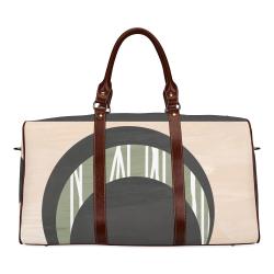 Pluto Art Waterproof Travel Bag/Small (Model 1639)