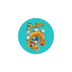 DuckTales Round Coaster