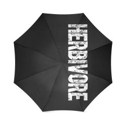 Herbivore (vegan) Foldable Umbrella (Model U01)
