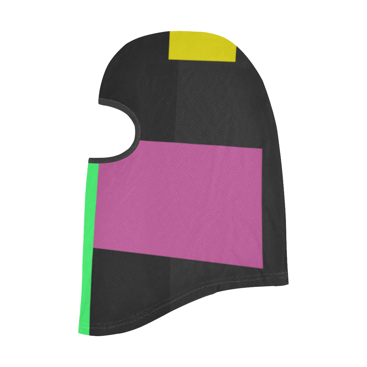 ABSTRACT GEOMETRY All Over Print Balaclava