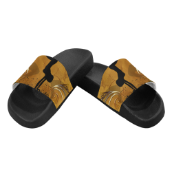 Fit and fun with sport Women's Slide Sandals (Model 057)
