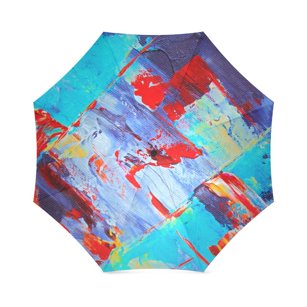 oil_k Foldable Umbrella (Model U01)