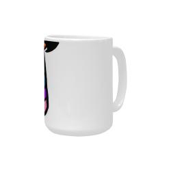 Pride by Popartlover Custom Ceramic Mug (15OZ)