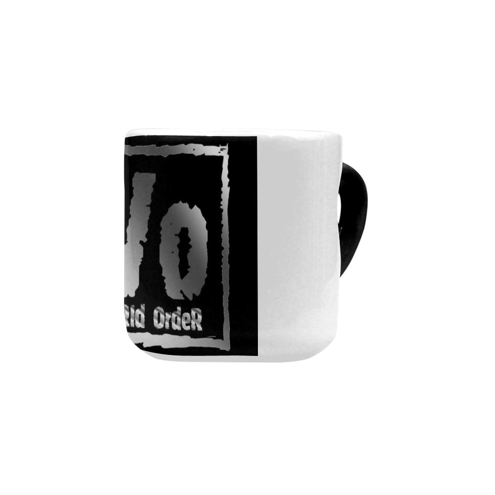 AWO mug Heart-shaped Morphing Mug