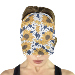 Sunflowers All Over Print Dad Cap C (7-Pieces Customization)