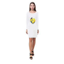 Racecar Demeter Long Sleeve Nightdress (Model D03)