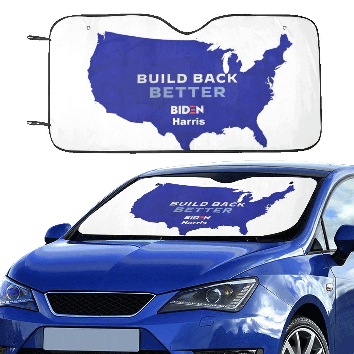 "Biden - Harris 2020 by Artdream Car Sun Shade 55""x30"""