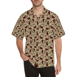 21mj Hawaiian Shirt (Model T58)