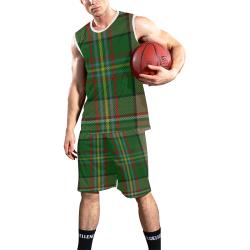 ARIZONA TARTAN All Over Print Basketball Uniform