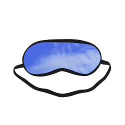 Blue Clouds Sleeping Mask
