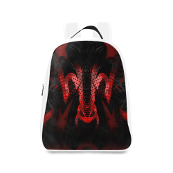 Alien Ram Crew School Backpack/Large (Model 1601)