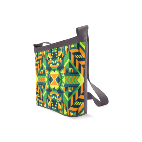 Modern Geometric Pattern Crossbody Bags (Model 1613)