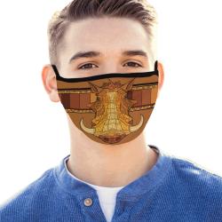 Phacochoerus Mouth Mask