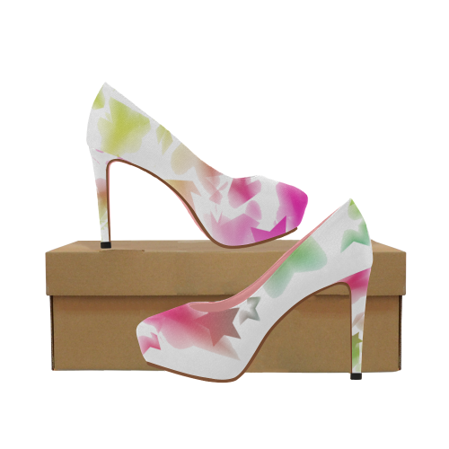 ColorStar Women's High Heels (Model 044)