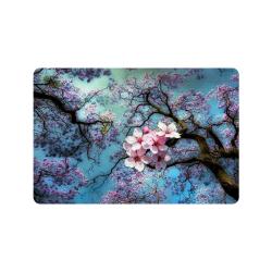 """Cherry blossomL Doormat 24"""" x 16"""""""
