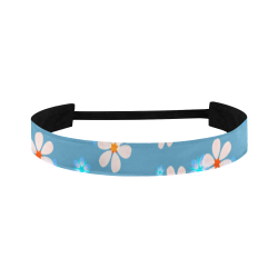 Fresh Flowers Sports Headband