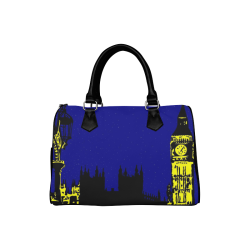 LONDON- Boston Handbag (Model 1621)