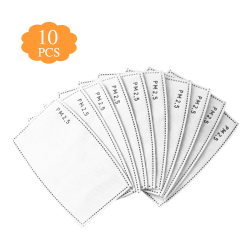 Cupcakes Filters (10 pieces)