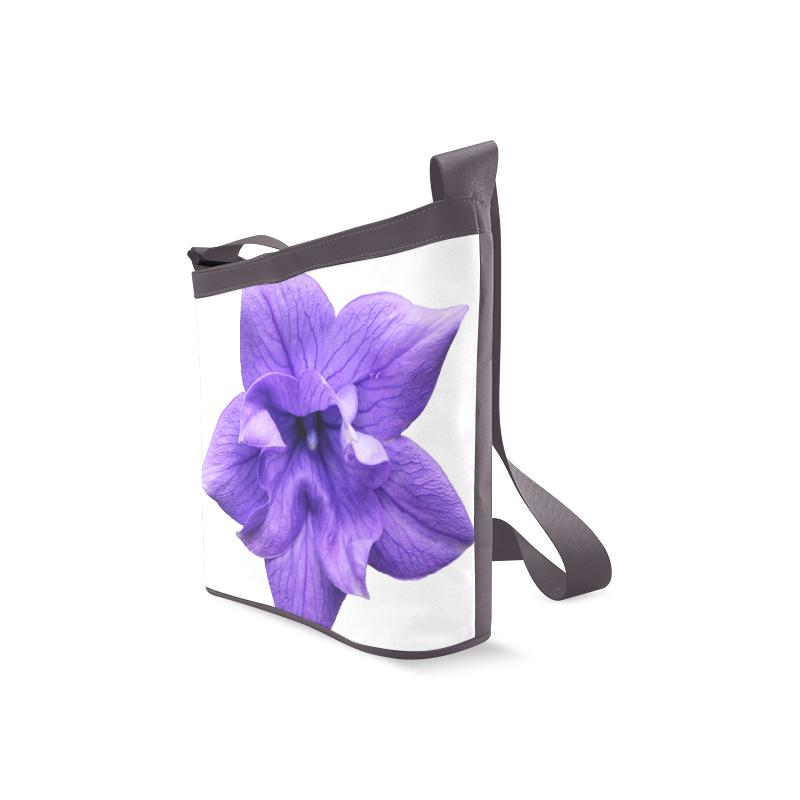 Balloon Flower Crossbody Bags (Model 1613)