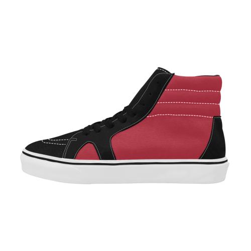357 Women's High Top Skateboarding Shoes (Model E001-1)