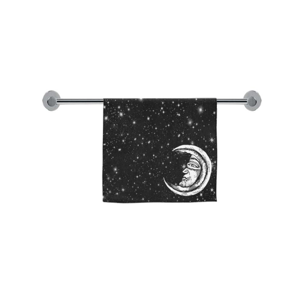 "Mystic Moon Custom Towel 16""x28"""