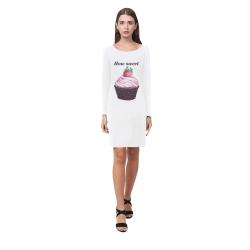 How sweet Demeter Long Sleeve Nightdress (Model D03)