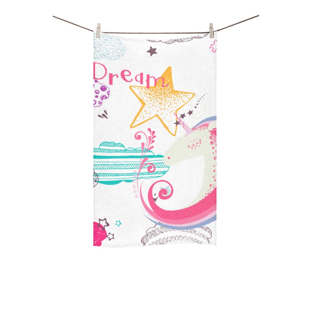 "Unicorn Dream Custom Towel 16""x28"""