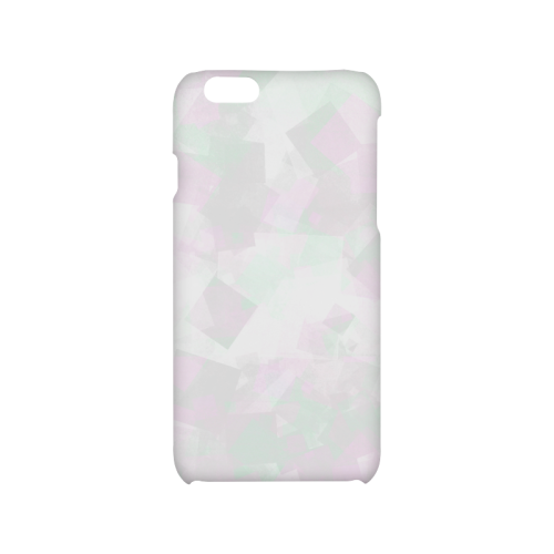 Clear Amour Snuff Mint Hard Case for iPhone 6/6s