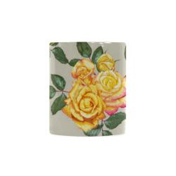 Vintage Roses White Mug(11OZ)
