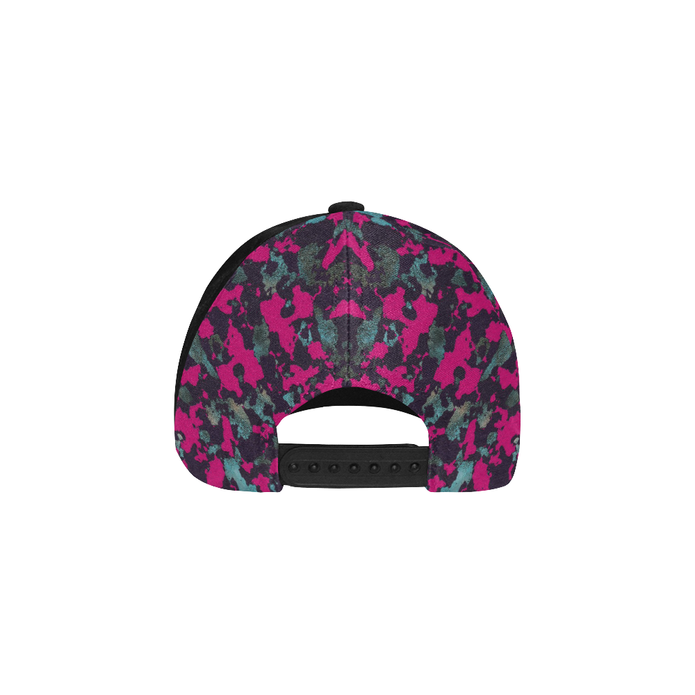 CAMOUFLAGE BROMBERRY CRASSCO All Over Print Baseball Cap B
