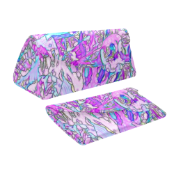 abstract joy 6 by JamColors Custom Foldable Glasses Case
