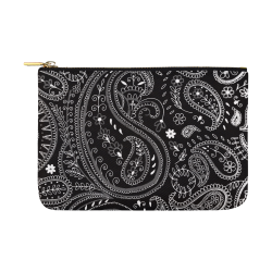 PAISLEY 7 Carry-All Pouch 12.5''x8.5''