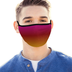 Sunset Ombre Mouth Mask