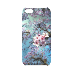Cherry blossomL Hard Case for iPhone 5C