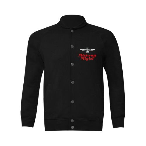 miziway Men's Baseball jacket (Model H12)