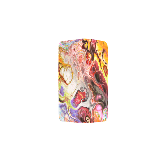 Colorful Marble Design Women's Clutch Wallet (Model 1637)