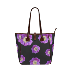 Fairlings Delight's Floral Luxury Collection- Purple Beauty 53086a5 Classic Tote Bag (Model 1644)