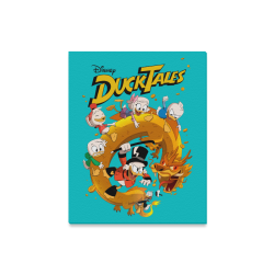 "DuckTales Canvas Print 16""x20"""