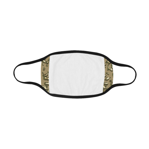 golden drops Mouth Mask (2 Filters Included) (Non-medical Products)