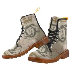 Solomie B Lion Martin Boots For Women Model 1203H