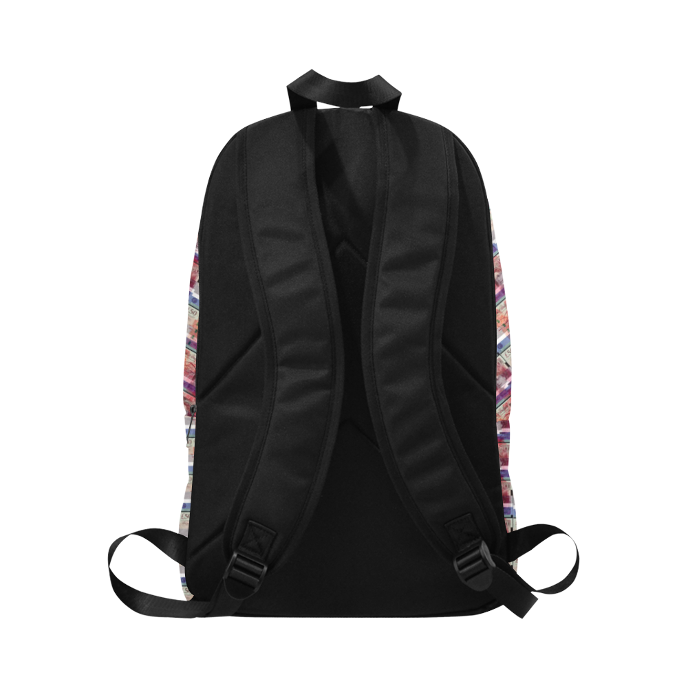 Pay day Fabric Backpack for Adult (Model 1659)