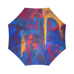 oil_l Foldable Umbrella (Model U01)