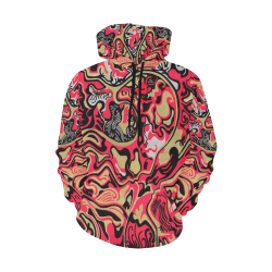 Mens Restored Order_Hoodie All Over Print Hoodie for Men/Large Size (USA Size) (Model H13)