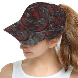 5000xart 2 All Over Print Snapback Hat D