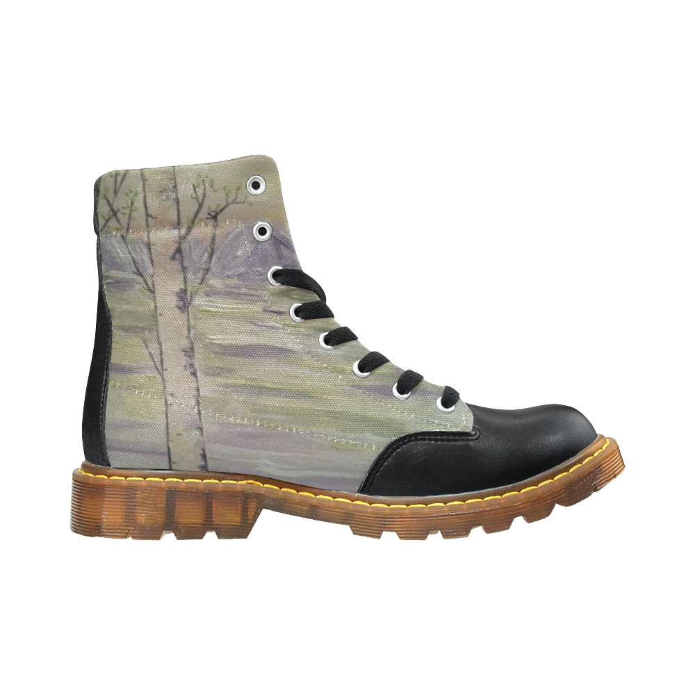 Mountain Hikers - Apache Round Toe Women's Winter Boots (Model 1402)