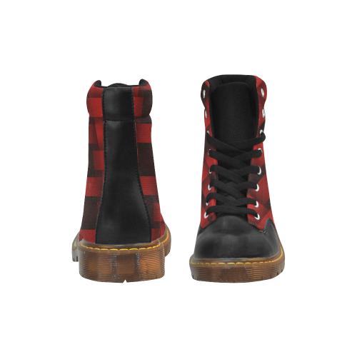 17dr Apache Round Toe Men's Winter Boots (Model 1402)