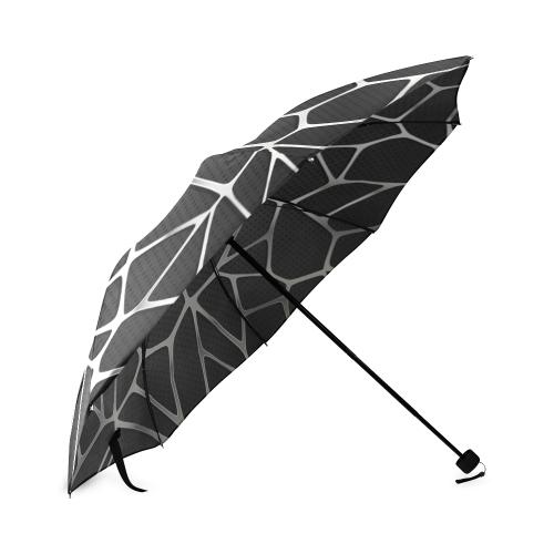 cracked metal Foldable Umbrella (Model U01)