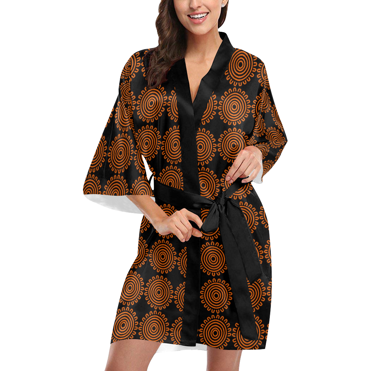 DRANGO Kimono Robe