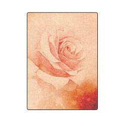 """Beautiful roses Blanket 58""""x80"""""""
